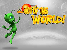 Слот Out of This World в игровом зале GMSlots Deluxe