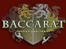 Играть в бесплатном режиме в Baccarat Pro Series Table Game