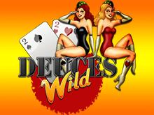 Видеопокер Deuces Wild – играйте бесплатно или на деньги